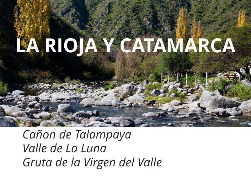 La Rioja y Catamarca