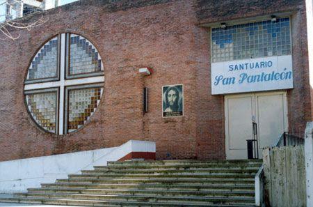 Santuario de San Pantaleón