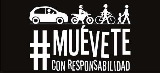 Muévete con responsabilidad