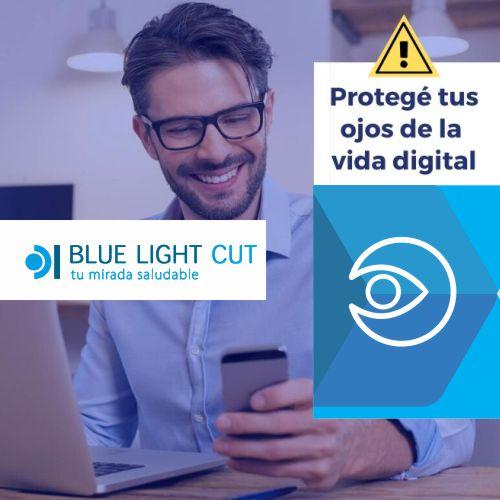Nueva Lente Blue Light Cut